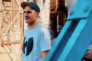 Freddy, Gründer von say say • soulful hip-hop radio