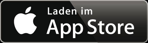 Laden im Apple App Store Button Deutsch
