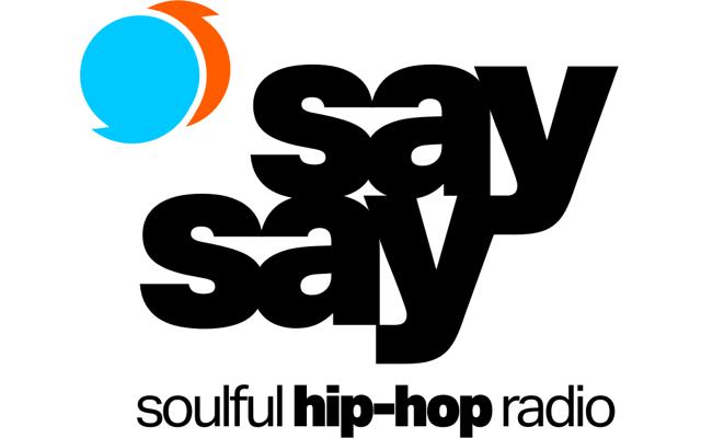 say say • soulful hip-hop radio - logo - Alexa Skill - 1024x640 px