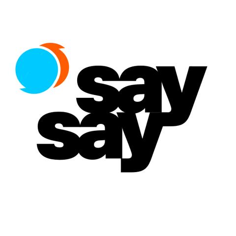say say • soulful hip-hop radio - logo - Alexa Skill - 480x480 px