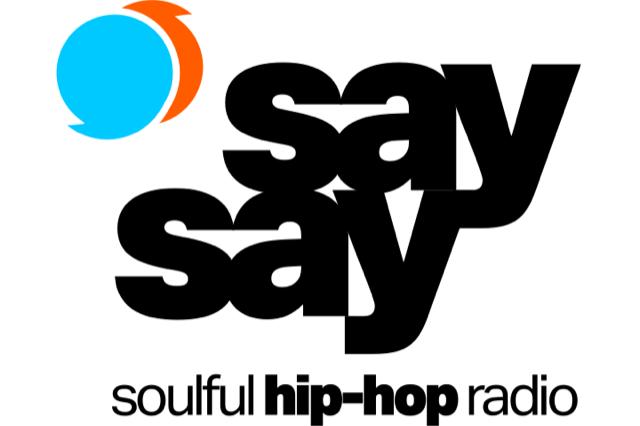 say say • soulful hip-hop radio - logo - Alexa Skill - 720x480 px