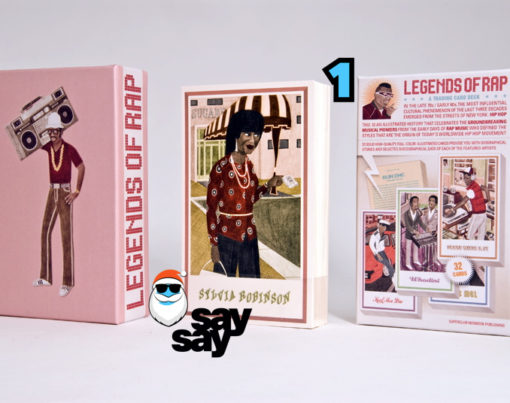 say say • soulful hip-hop radio x-mas Legends of Rap: A Trading Card Deck Adventskalender 800 x 536