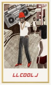 say say • soulful hip-hop radio x-mas Legends of Rap: A Trading Card Deck Adventskalender 179 x 300