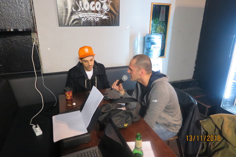 Evidence of Dilated Peoples, Step Brothers with Freddy from say say • soulful hip-hop radio C
