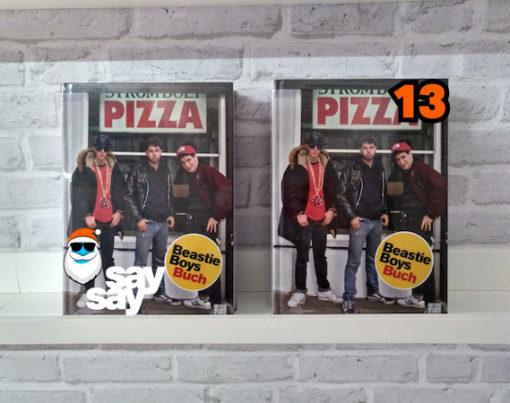 Beastie Boys Buch Cover - say say soulful hip-hop radio Adventskalender