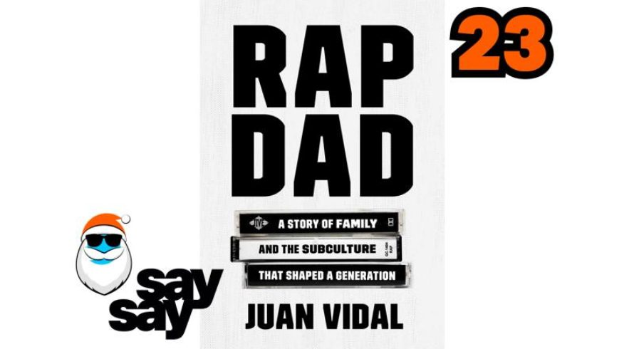 say say soulful hip hop radio rap dad juan vidal cover 800 x 630