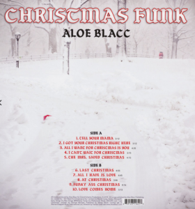 say say soulful hip-hop radio aloe blacc christmas funk cover 2 588 x 631
