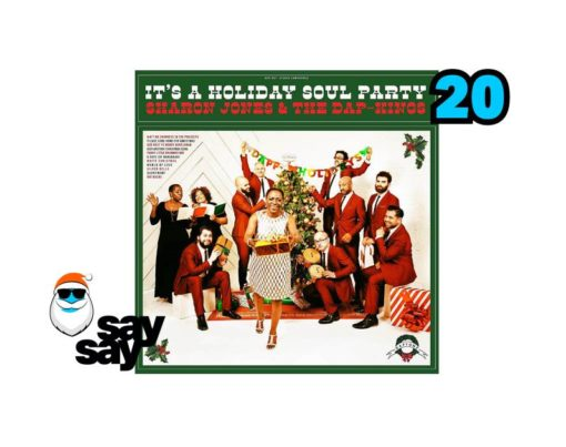 say say soulful hip hop radio it's a holiday soul party! sharon jones & the dap-kings cover 2 800 x 630