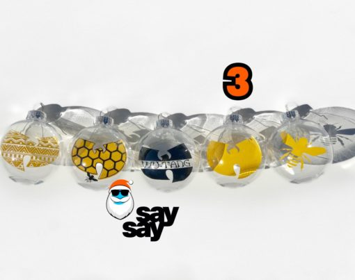 say say • soulful hip-hop radio Weihnachtskugeln Wu-Tang Clan 1500 x 1125