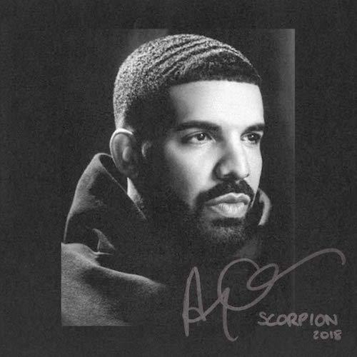 "Cover des Albums ""Scorpion"" von Drake"