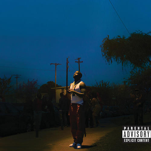"Cover des Albums ""Redemption"" von Jay Rock"