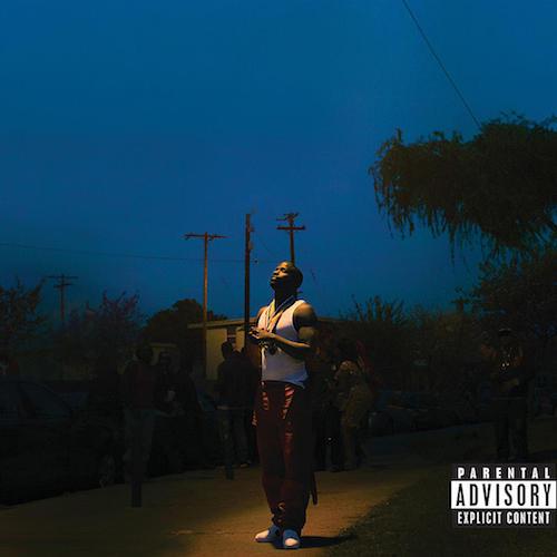 "Cover des Albums ""Redemption"" von Jay Rock"