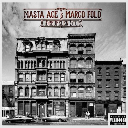 """Cover des Albums """"A Breukelen Story"""" von Masta Ace & Marco Polo"""