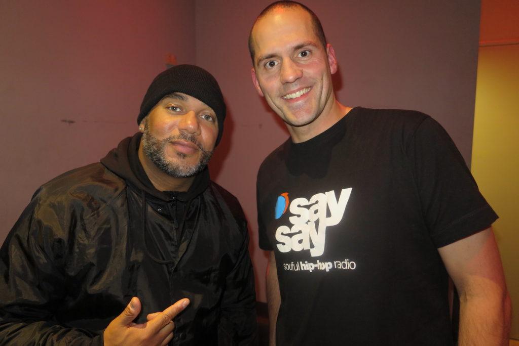 Apollo Brown say say soulful hip hop radio Freddy