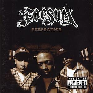 "Cover des Albums ""Perfection"" von Foesum"