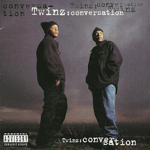"Cover des Albums ""Conversation"" von Twinz"