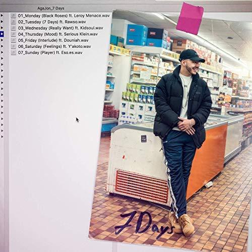 """Cover: AgaJon – """"7 Days"""""""