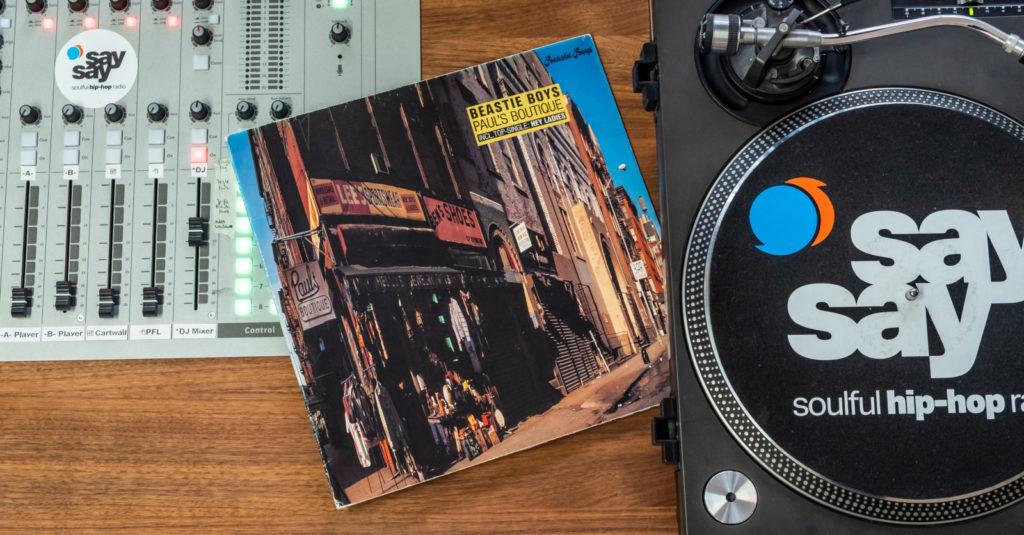 "Beitragsbild: Beastie Boys – ""Paul's Boutique"""