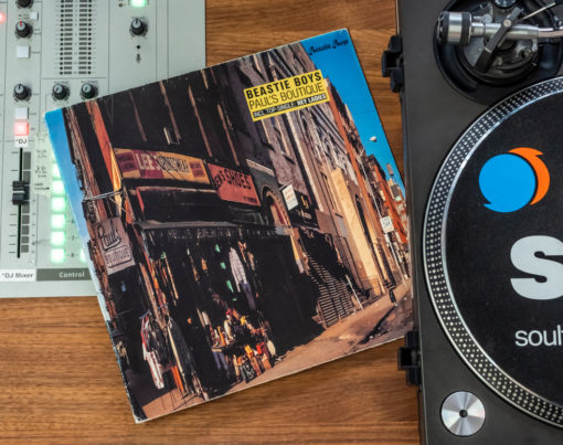 "Beitragsbild: Beastie Boys – ""Paul's Boutique"""