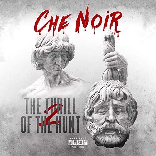 """Cover: Che Noir – """"The Thrill of the Hunt 2"""""""
