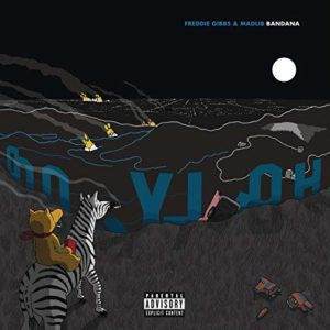 """Cover: Freddie Gibbs & Madlib – """"Bandana"""""""