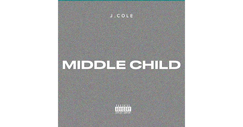 """Beitragsbild: J. Cole – """"MIDDLE CHILD"""""""