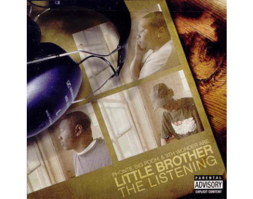 "Beitragsbild: Little Brother – ""The Listening"""