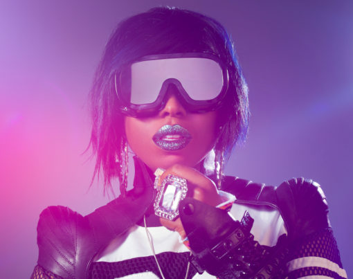 Missy Elliott Pressebild 2015 (Credit: Warner Music Germany)