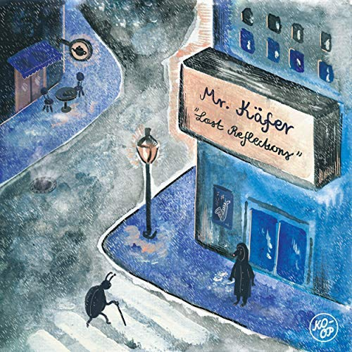 """Cover: Mr. Käfer & Gavin Lord – """"Lost Reflections"""""""