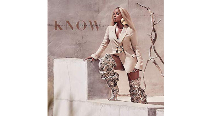 "Beitragsbild: Mary J. Blige – ""Know"""