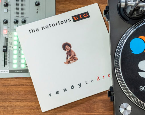 """Beitragsbild: The Notorious B.I.G. – """"Ready to Die"""" (Credit: Eric Anders)"""
