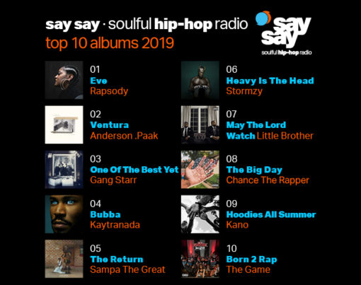 say say soulful hip-hop radio best hip-hop 2019