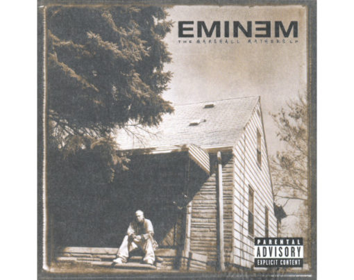 Eminem - The Marshall Mathers LP - Cover