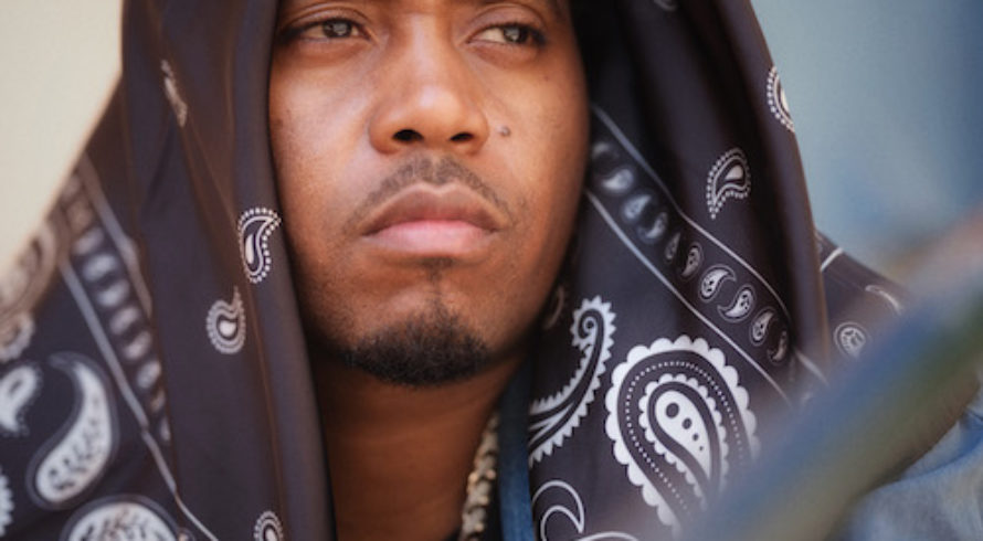 Nas by Mass Appeal (Promo King's Disease)