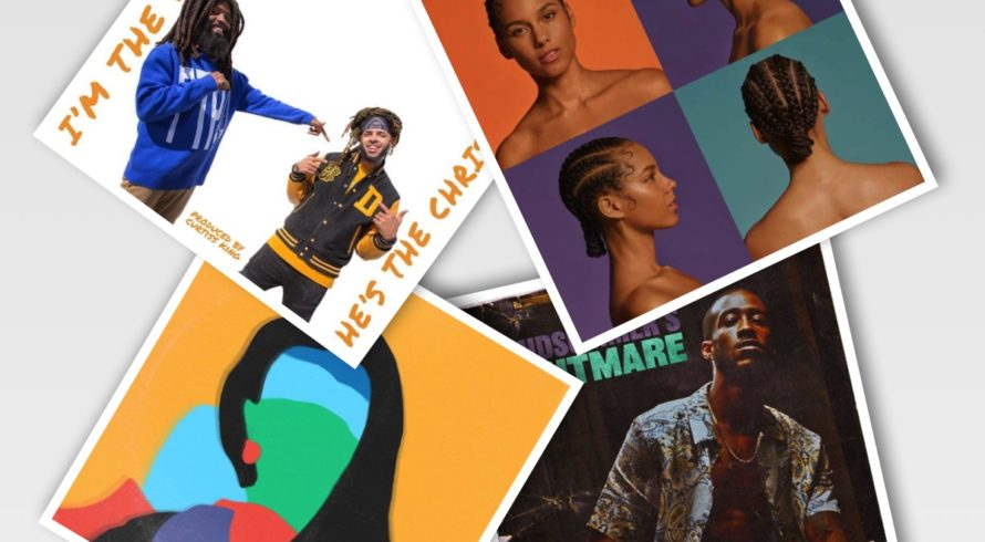 neue Hip-Hop-Alben 2020-09-18 Titelbild say say soulful hip-hop radio