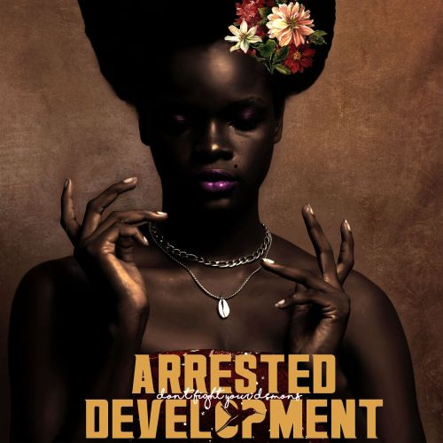Arrested Development - Don't Fight Your Demons_Cover_say say soulful hip-hop radio