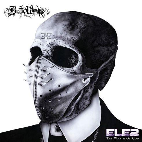 Busta Rhymes - ELE2: Wrath of God Album Cover