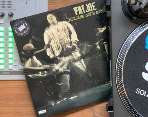 Fat Joe - Jealous One's Envy - Cover Vorderseite - say say soulful hip-hop radio
