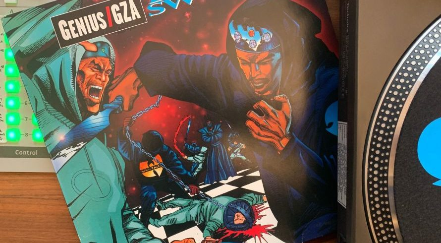 GZA - Liquid Swords Cover - Beitragsbild