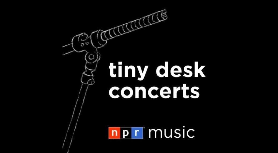 NPR Music Tiny Desk Concerts - Logo