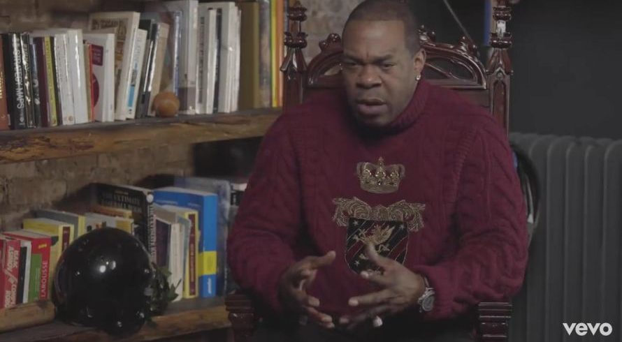 Busta Rhymes Interview The Messy Truth mit Van Jones