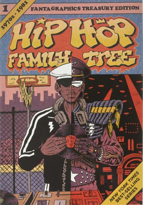 Hip-Hop Family Tree - Ed Piskor - Ep.1