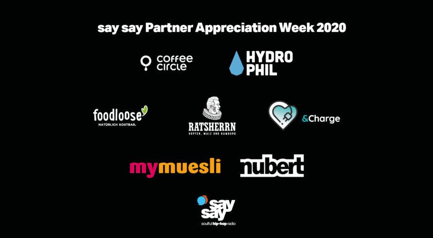 say say Partner Appreciation Week 2020_150dpi