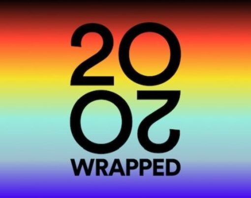 Spotify 2020 Wrapped - Beitragsbild