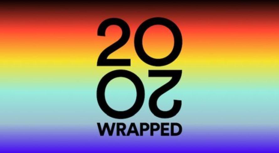 Spotify 2020 Wrapped - Beitragsbild