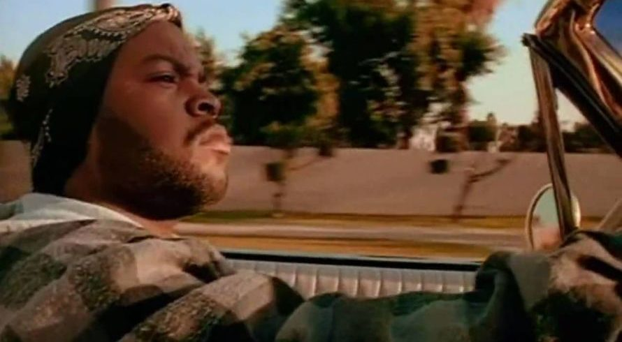 Ice Cube- It Was A Good Day Video-Screenshot