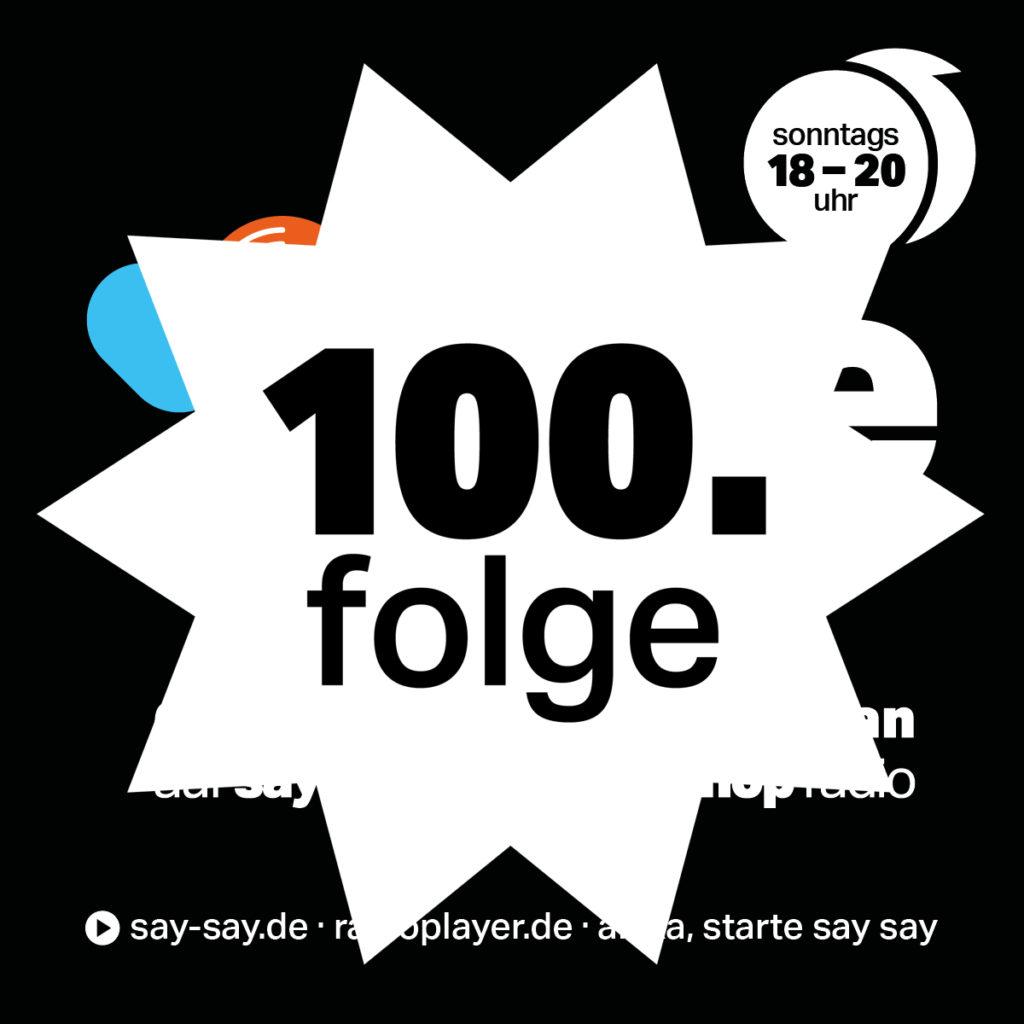 LOVE TKO Soul mit 12 Finger Dan - Logo 100. Folge grosse Zahl