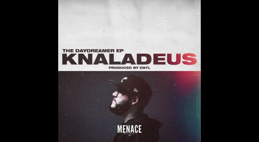 Knaladeus - The Daydreamer EP - Cover