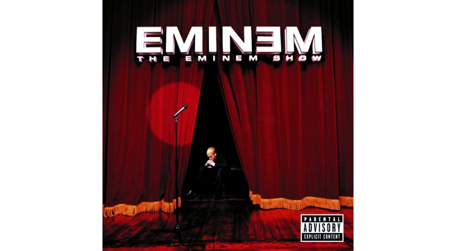 The Eminem Show - Cover