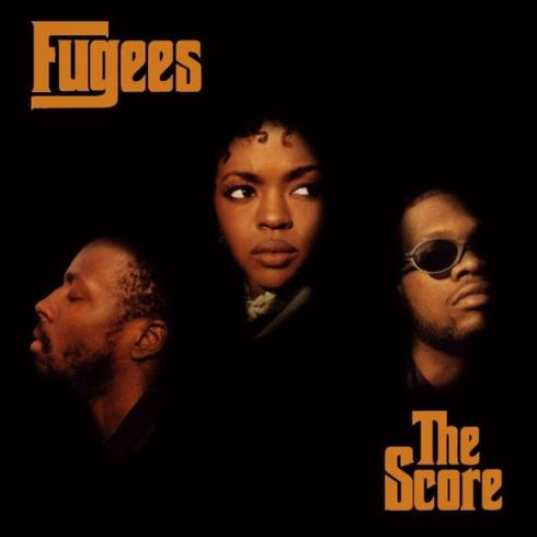 Fugees - The Score Cover